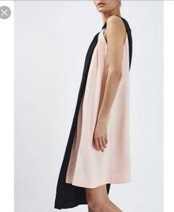 Topshop boutique asymmetrical dress